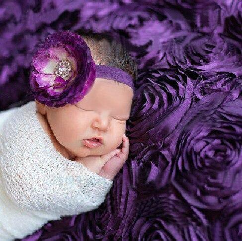 3x4ft Baby Rose Stoff für Fotografie Hintergrund für Fotostudio - Kamera und Foto - Foto 6