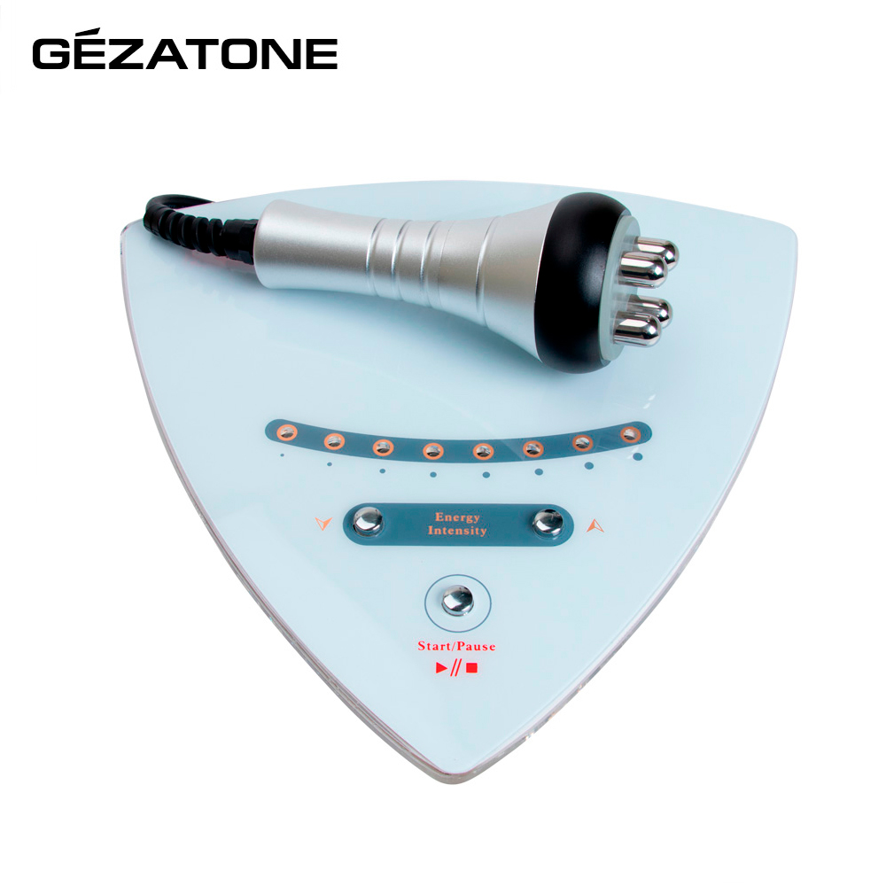 Massage & Relaxation Gezatone 1301048 rf lifting skin strengthening anti-wrinkle face massager facial tool