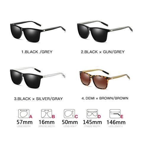 YOJBO Unisex Retro Sunglasses Men Polarized 2019 Fashion Women Vintage Brand Designer Square Sun Glasses Gafas De Sol Hombre Multan