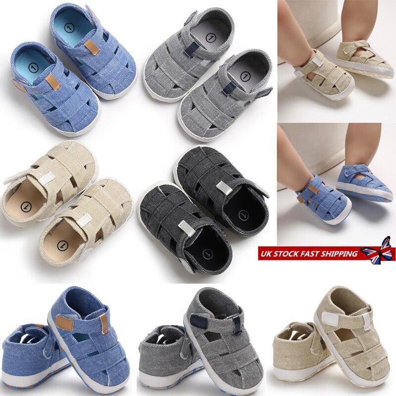 2019 Newest Fashion Infant Baby Boys Bow Anti Slip Christening Pram Crib PU Shoes Soft Sole Sneaker