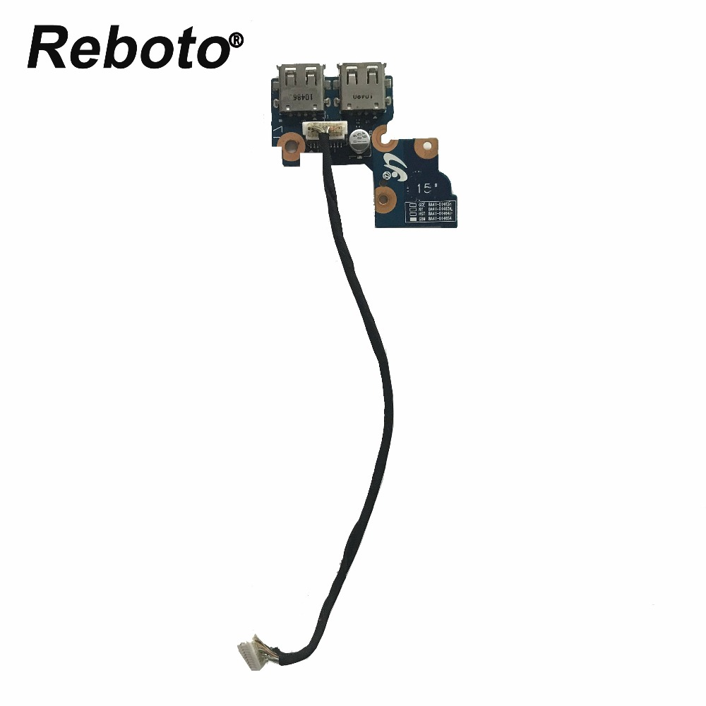 Computer Cables & Connectors Adaptable Reboto Original For Samsung Rc510 Usb Power Switch Button Board With Cable Ba41-01465a Ba92-07338a 100% Tested Fast Ship Without Return