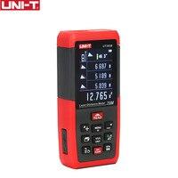 UNI-T UT395B Professionnel Laser Distance Mètres Traçage Test Instrument de Nivellement Région/Volume De Stockage De Données Max 70 m