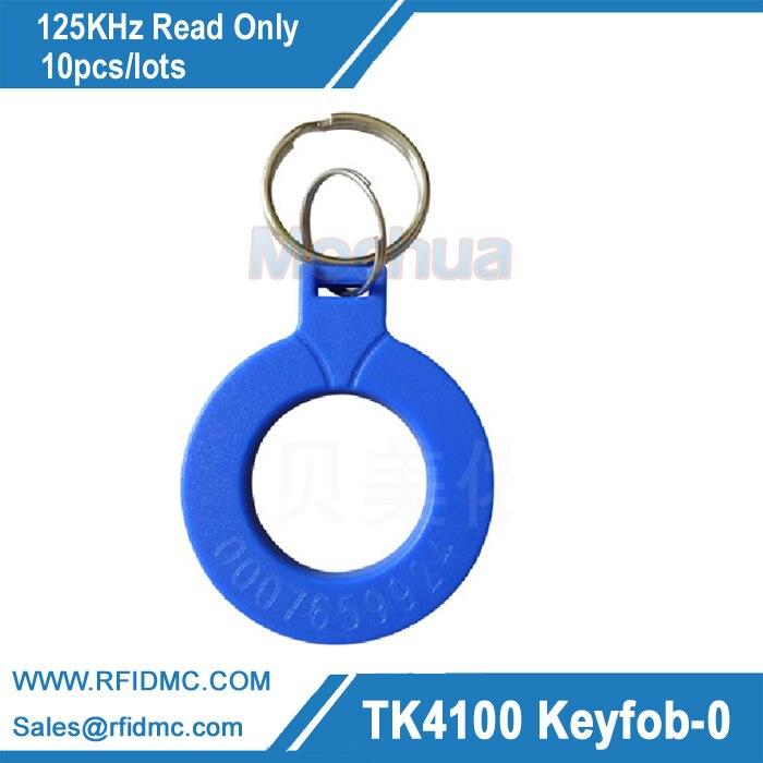 10PCs TK4100 125Khz RFID Proximity ID Token Tag Key Keyfobs Compatible EM4100 turck proximity switch bi2 g12sk an6x