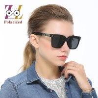 Summer style new brand designer Personality sunglasses Polarized Mirror men  Popular Retro vintage Sun Glasses for women