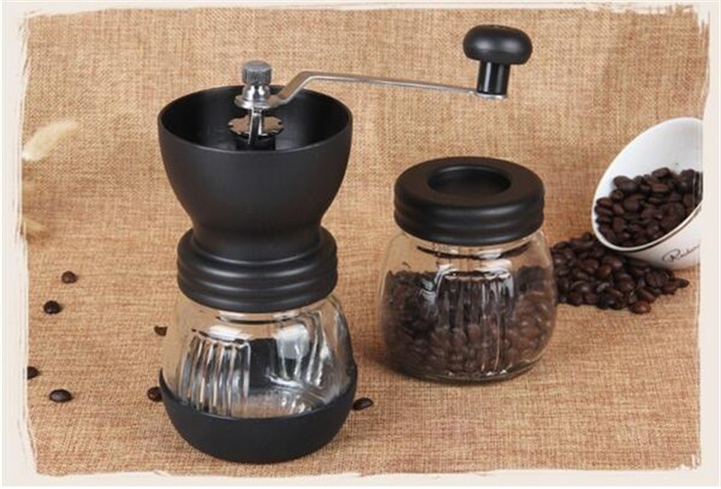 coffee accessories for kitchen coffee grinders manual coffee maker 1pc black coffee 5520