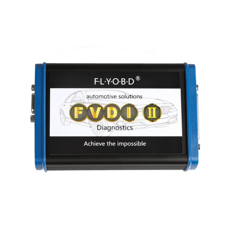 Fvdi Commander For Vag V With Free Hyundai Kia Tag Key Tool Obd Terminator Software