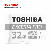 TOSHIBA 32G Memory Card U3 High Speed Drive Recorder Monitor Micro Storage SD Card Read 95M