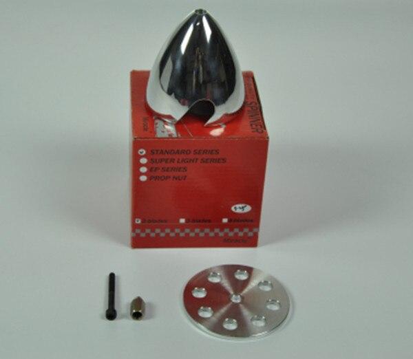 CNC Aluminum Alloy RC Spinner Standard 1.5