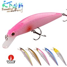 TAF High Quality Sinking Minnow 14cm 66g Hard Fishing Lure ABS Plastic Isca Artificial Hard Bait for Carp Fishing VMC Hook цена 2017