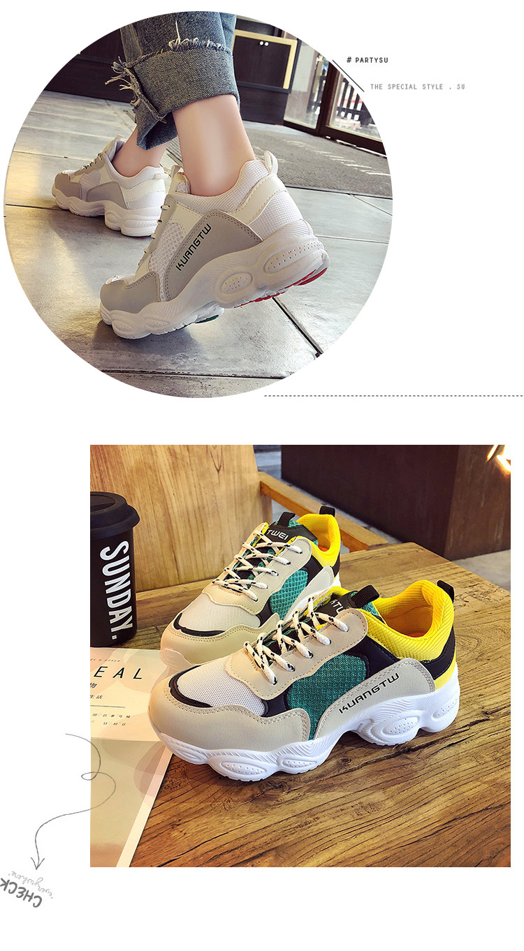 6  New itemizing sizzling gross sales Spring and Autumn web Breathable sneakers girls trainers DKS-186 HTB1kFiUlP3z9KJjy0Fmq6xiwXXaI