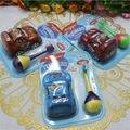 Nuevo 1 Unids/lote Niños cepillo de Dientes del Vaso + Coche de cuidado dental cepillo de dientes Cepillos de Dientes de Entrenamiento bebé
