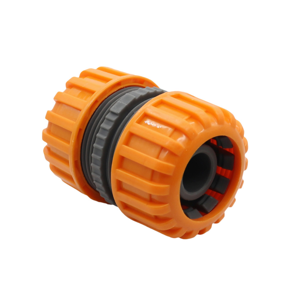 3/4'' Garden Water Hose Connector Car Wash Water Pipe Fittings Repair Leaking Joiner Extended Garden Hose Connector 2 Pcs
