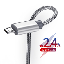 Micro USB Cable Fast Charging Microusb Charge Cable 1m 1.5m