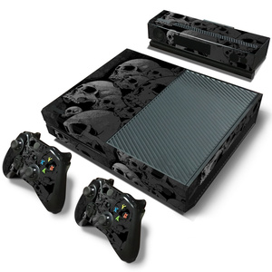 Image 1 - Skullออกแบบสติกเกอร์ผิวสำหรับMicrosoft Xbox Oneป้องกันไวนิลสติกเกอร์สำหรับXbox One Console ControleผิวสำหรับXbox One