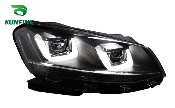 Car Headlight Assembly for VOLKSWAGEN GOL 2013