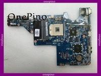 595183 001 fit for HP CQ42 G42 G62 CQ62 laptop motherboard DA0AX1MB6F1 REV:F testing working