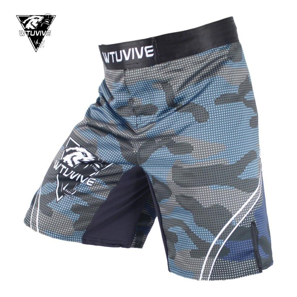 SUOTF MMA men's sports breathable fitness boxing shorts tiger boxing game shorts Tiger muay thai boxing shorts shorts mma sanda