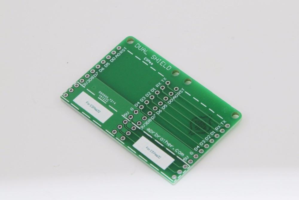 ESPea Dual Shield ESP8266 Wi-Fi Development Board