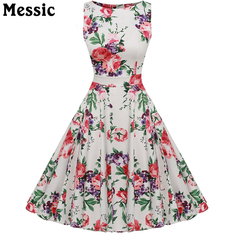 Messic Indie Folk Floral Women Dress Round Neck 2018 Casual Summer Dresses Vestido Printed Spliced Women Clothing Female Knitted велосипед forward indie folk 2 0 2017
