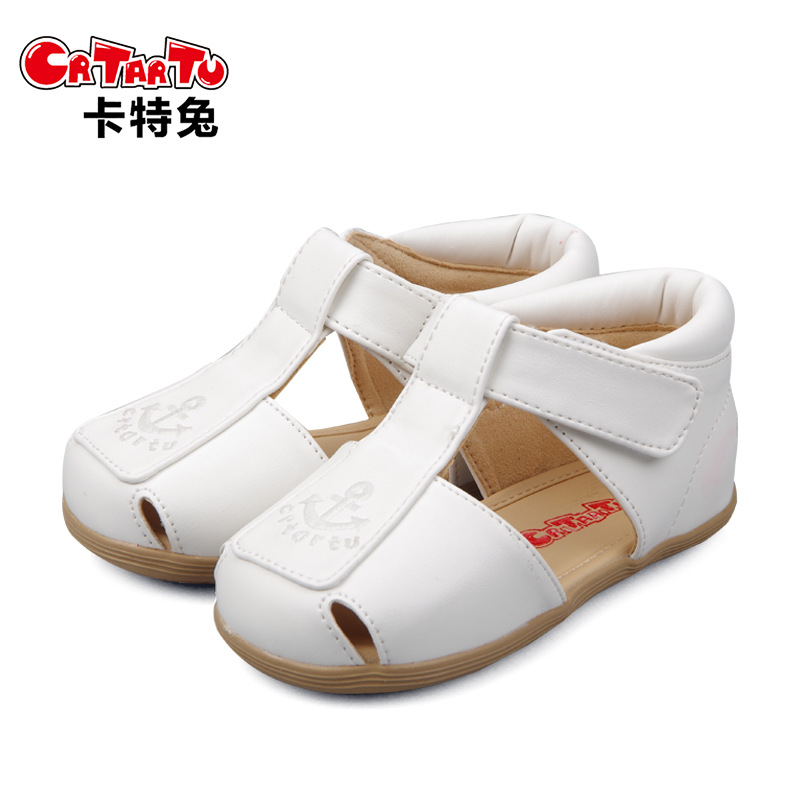 Girl's leather baby shoes baby girl shoes  summer white leather 3 year old baby shoes leather