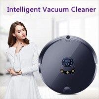 Intelligent Remote Control Vacuum Cleaner Robot Cleaning Machine