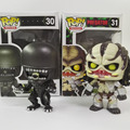 Funko Pop Movies Predator Alien 30# High quality Vinyl  Action Figure Model PVC Cute Collection Toys Decoration Christmas Gifts