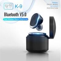 (Upgrade) TWS HiFi Stereo Bluetooth V5.0 Earphones Earbuds Super Bass Sound auriculares fone de ouvido Drop shipping