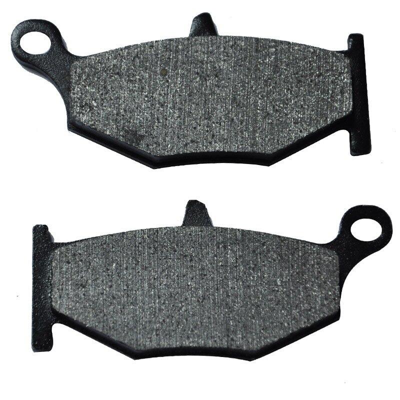 Rear Brake Pads For SUZUKI GSR400 GSR600 GSXR600 GSXR750 GSXR1000 GSX1300R GSX1300BK
