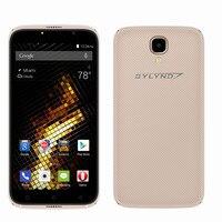 D'origine Smartphones BYLYND X6 pas cher celular MTK6580 Quad Core 5.0 pouce Android 6.0 téléphones mobiles 3G WCDMA 1G RAM 5MP remplir lumière