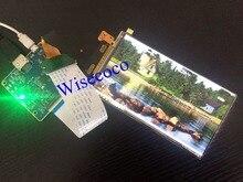 6 pulgadas 2 k 1440 P 1440*2560 resolución ips panel mipi dsi interfaz de pantalla lcd con hdmi bordo para gafas 3d virtual realidad