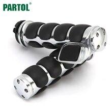 """Partol 1 """"Руль управления для мотоциклов рукоятки для Harley Davidson Bad Boy Fatboy Blackline Dyna Электра Glide Мотоцикл Чоппер Cruiser"""