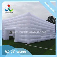 Promotion Activity Large Inflatable Event Tent, Light White Wedding Marquee Tent