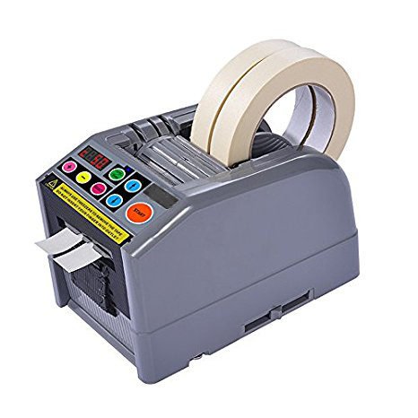 Automatic Tape Dispenser Electric Adhesive Tape Cutter ZCUT-9 Memory Function