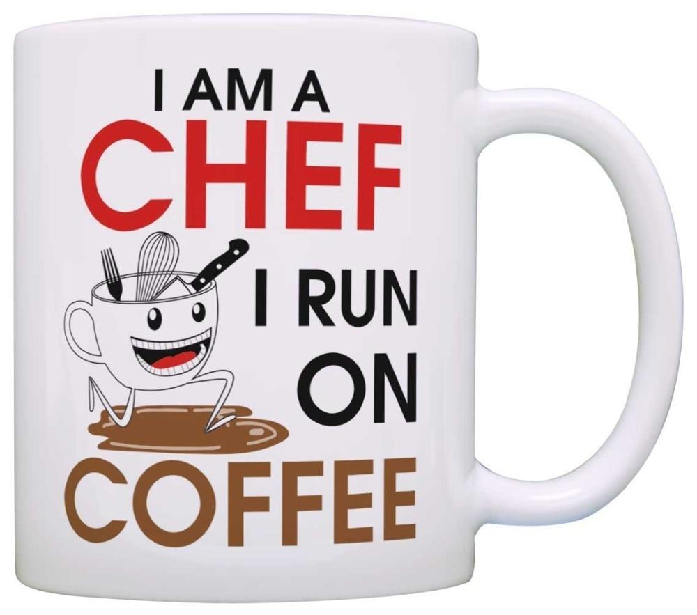 Kaffeetassen Liebhaber Geschenk Ich bin ein Chef Ich auf ...