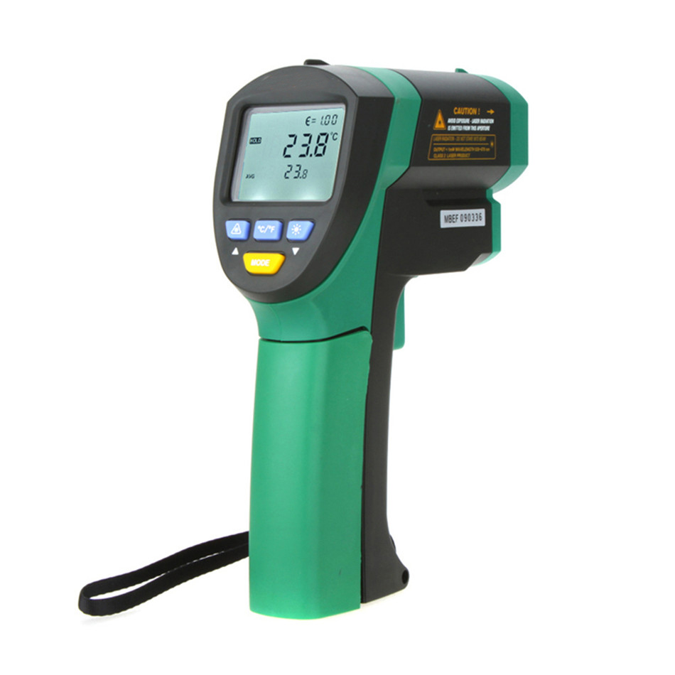Infrared Thermometer Circuit