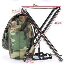 Outdoor Portable Fishing Chair With Bag