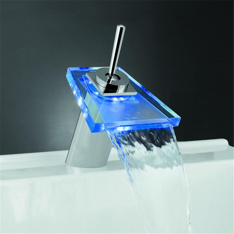 Cascata rubinetto led acquista a poco prezzo cascata rubinetto led ...