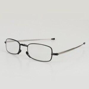 Image 4 - SWOKENCE SPH  0.5 ถึง 4.0 Photochromicแว่นตากันแดดสีเทาแว่นตาสำหรับสายตาสั้นผู้ชายผู้หญิงพับแว่นตาสำหรับสายตาสั้นSC99