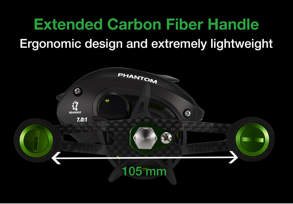 fibra carbono carrete 162g 9