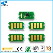 AU versão TK 5154K TK 5154C chip de redefinição de cartucho de toner para kyocera ECOSYS M6535cidn/P6035cdn TK5154 impressora a laser