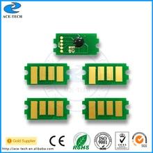 AuバージョンTK 5154K TK 5154Cトナーカートリッジのリセットチップ用京セラecosys M6535cidn/P6035cdnレーザープリンタTK5154