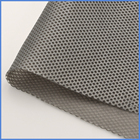 Speaker Dust Cloth Grill Auido Dustcloth Stereo Loudspeaker Box Filter Fabric Mesh Dustproof Grille Mesh Cloth #Gray 1.4x0.5m