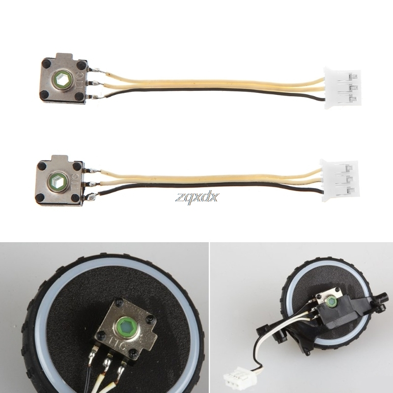 2sets Encoder For Razer Mouse Razer Naga 2014 Mamba 5G/V2 Encoder Mouse Wheel Whosale&Dropship