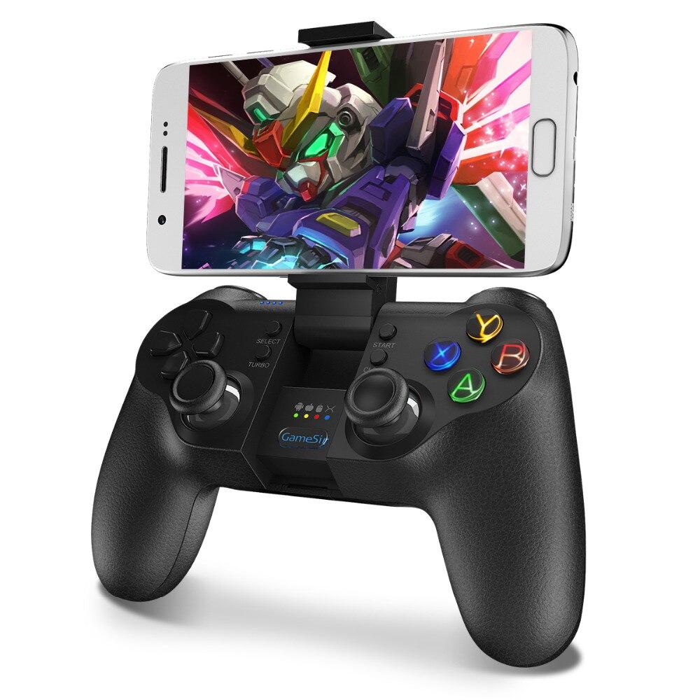 GameSir T1 Gamepad Controller Bluetooth Joystick Cablato 3 di Chip MCU Retroilluminazione (CN, US, ES Post)