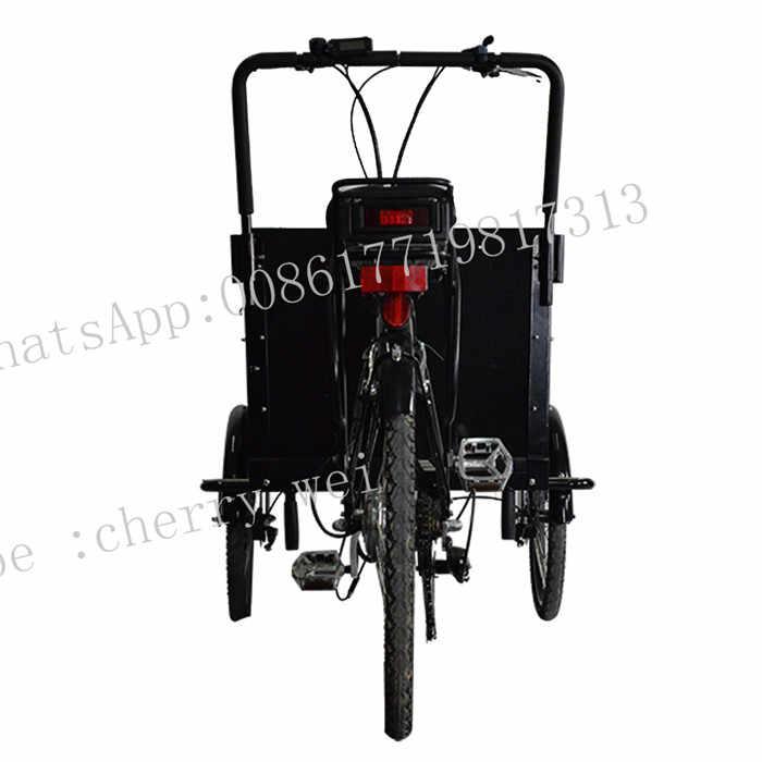 Envío gratis por aire alta capacidad familia barato 3 ruedas pastilla eléctrica camión para adultos carga de alimentos