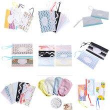 1 шт. детские влажные салфетки сумка Многоразовые влажные салфетки крышка контейнер для влажных салфеток для новорожденных детей дорожная сумка для салфеток