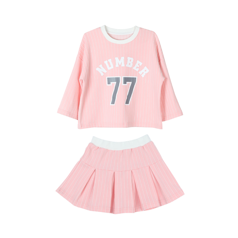 girls clothing set 2018 summer shirt + pants  Kids Clothing Sets 2Pc Girls sport Suits girls in pants third summer