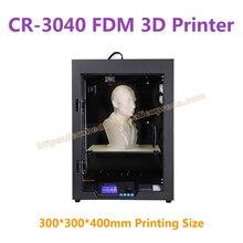 RQ-CR-3040 Полный Собранный FDM 3D-принтеры широкоформатной печати Размеры 300*300*400 мм промышленного класса печатной платы с рассадник