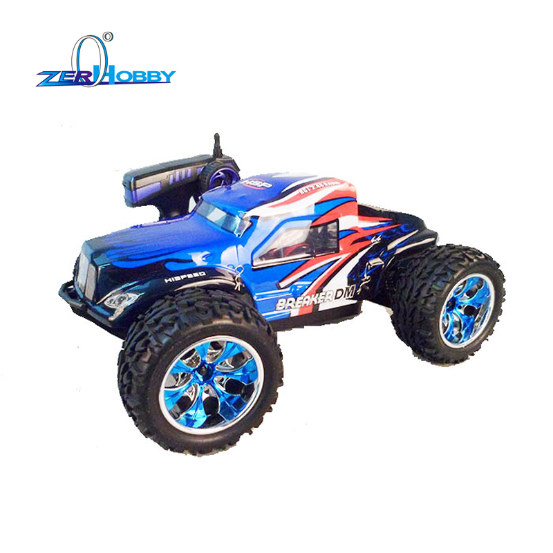 HSP RC RACING CAR BREAKER 1/10 SCALE PROFESSIONAL BRUSHLESS 4WD OFF ROAD MONSTER SAND RAIL TRUCK NO BATTERY (ITEM NO. 94204PRO) 02023 clutch bell double gears 19t 24t for rc hsp 1 10th 4wd on road off road car truck silver