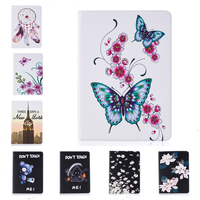 Don T Touch Me Pattern PU Leather Case With Card Slots For Apple IPad Air 2